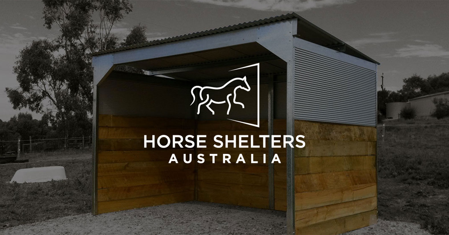 Horse Shelters Australia Australian Made Sourced Stables Shelters